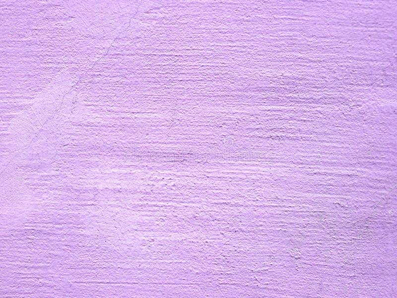 Vieille surface pourpre de mur de ciment en tant que fond texturisé photo stock