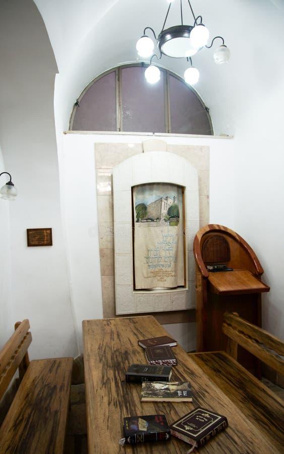 Vieille synagogue photos stock