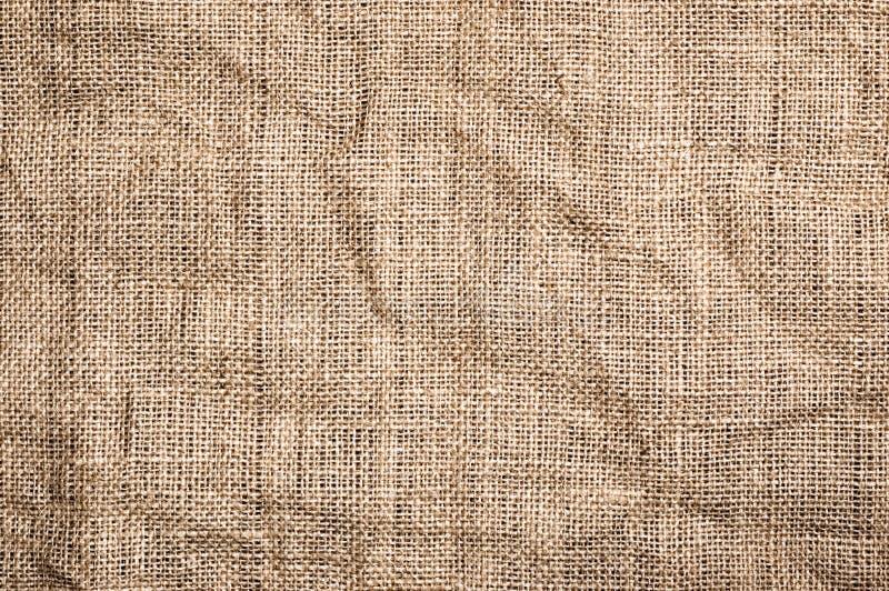 Vieille texture approximative de toile. photo stock