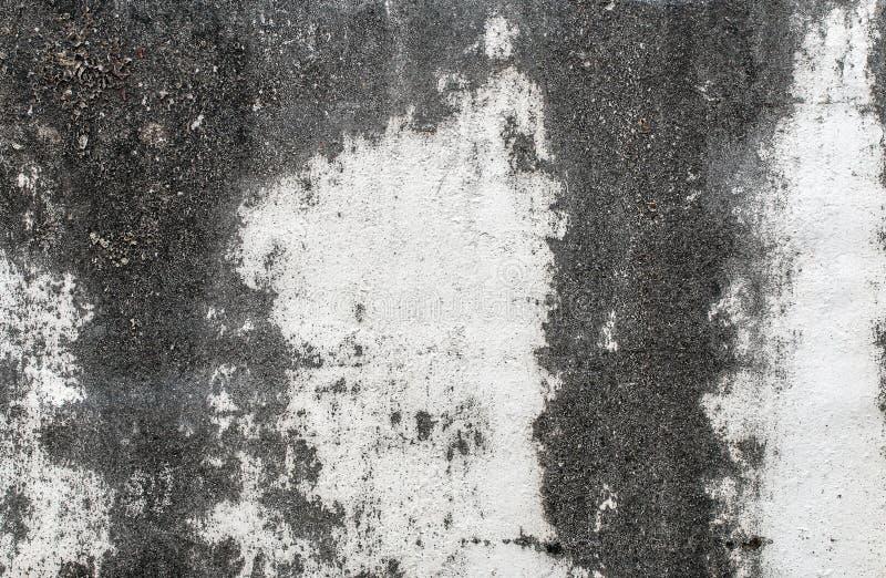 vieille texture concrète blanche de mur photos stock