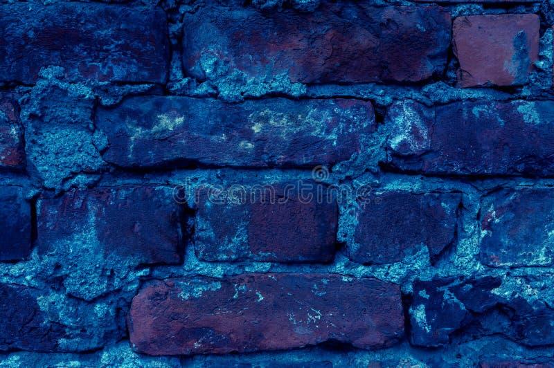 Vieille texture de mur de briques de cru, grande conception pour tous buts images libres de droits