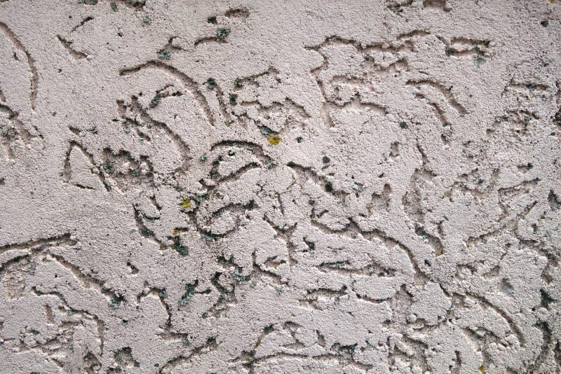Vieille texture de mur comme fond photos libres de droits