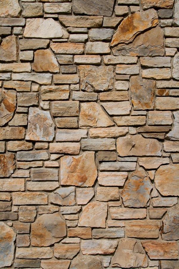 Vieille texture de mur en pierre photos libres de droits