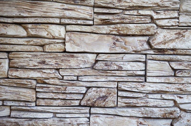 Vieille texture de mur en pierre photo libre de droits