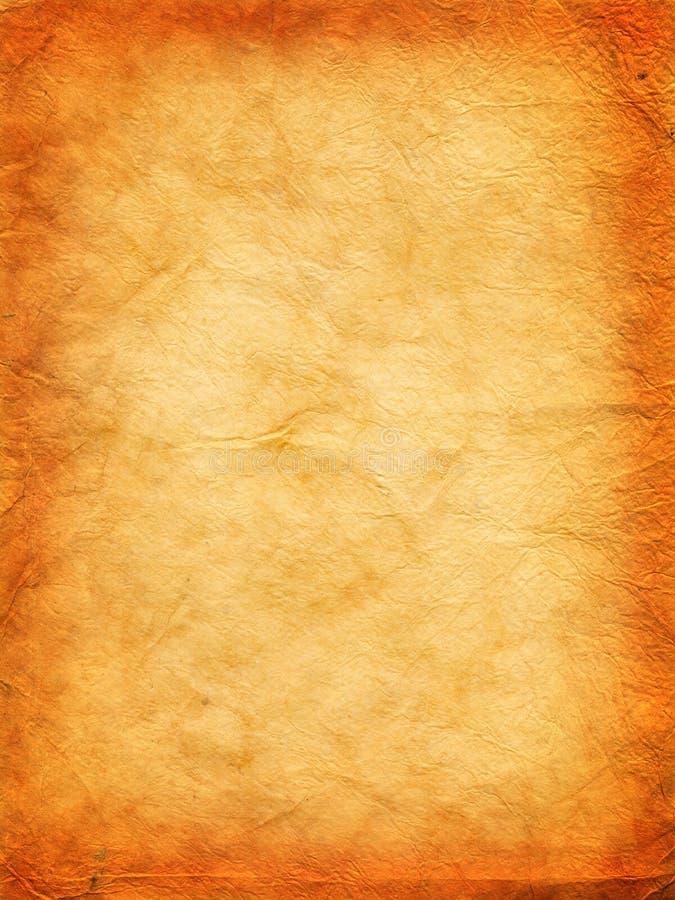 Vieille texture de papier photographie stock