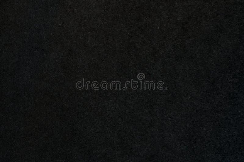 Vieille texture de papier noire images libres de droits