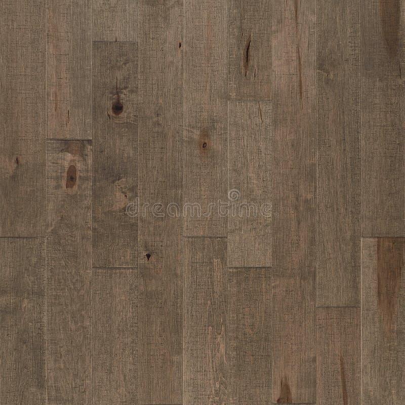 Vieille texture de plancher d'érable photos libres de droits