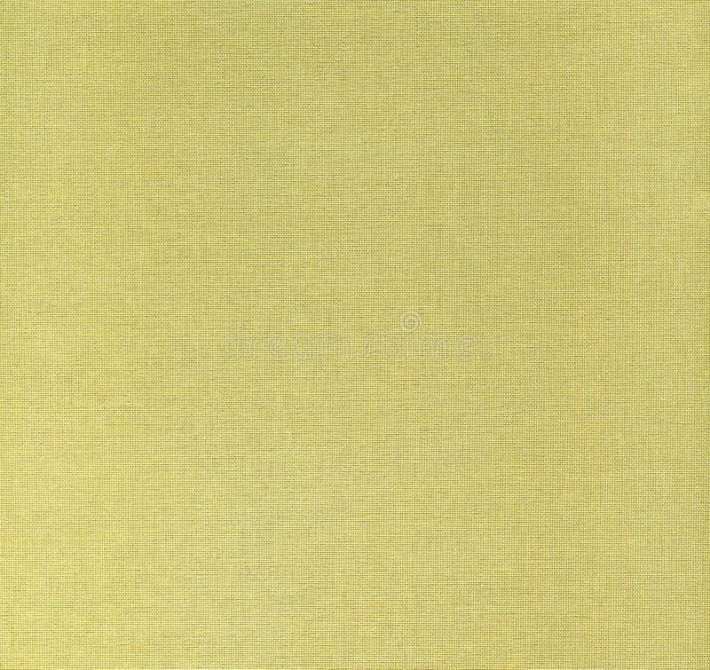 Vieille texture de toile de tissu Couverture de livre photo stock