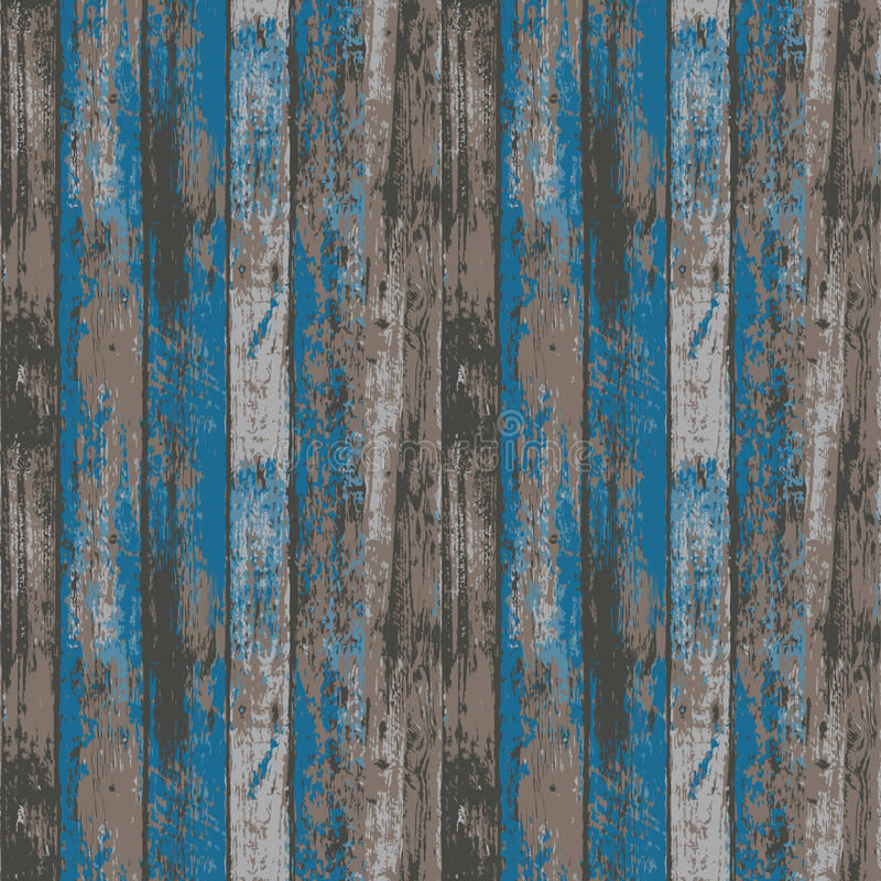 Vieille texture en bois illustration stock