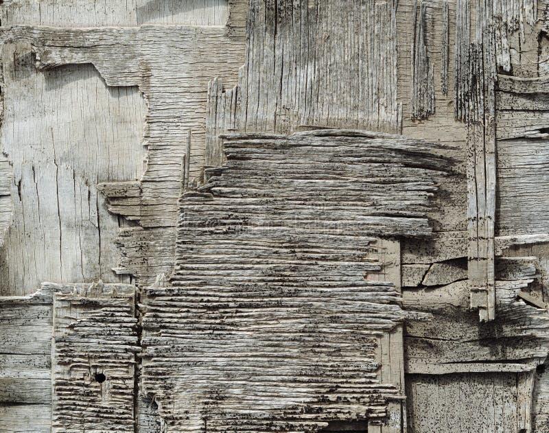 Vieille texture en bois image stock