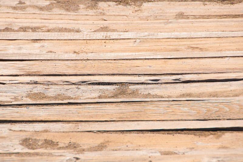Vieille texture en bois de fond avec les planches horizontales photo stock - Vieilles planches de bois ...
