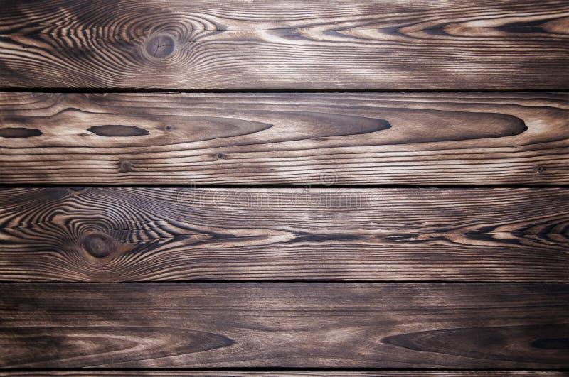 Vieille texture en bois de fond de bureau ou de plancher photographie stock libre de droits