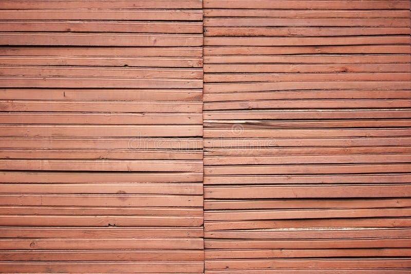 Vieille texture en bois de panneaux photographie stock libre de droits
