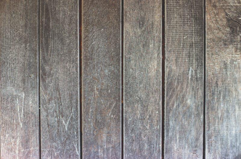 Vieille texture en bois de plancher, fond rustique photos stock