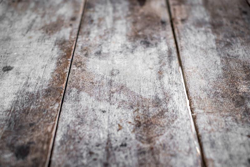 Vieille texture en bois de table pour le fond photographie stock libre de droits