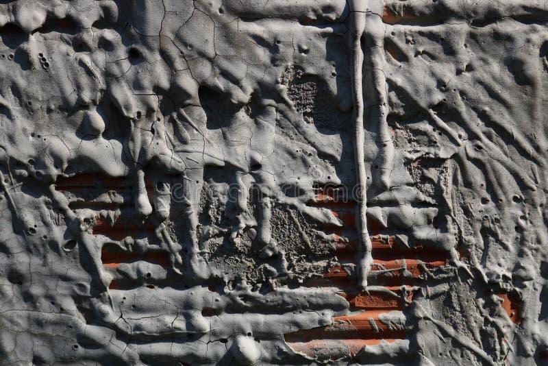 Vieille texture grise de mur photo stock