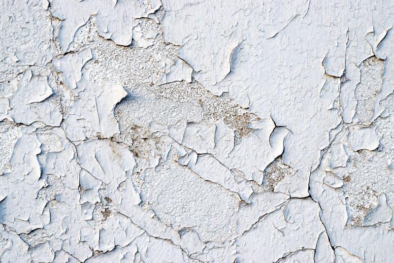 Vieille texture murale Surface peinte du mur en relief Grungy Wide B photo libre de droits