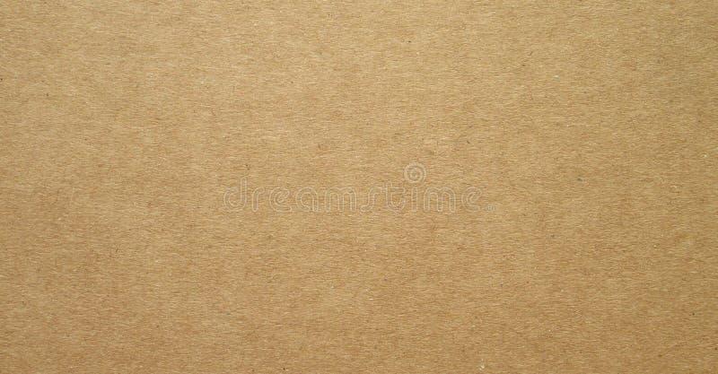 Vieille texture ou fond de papier de cru photo stock