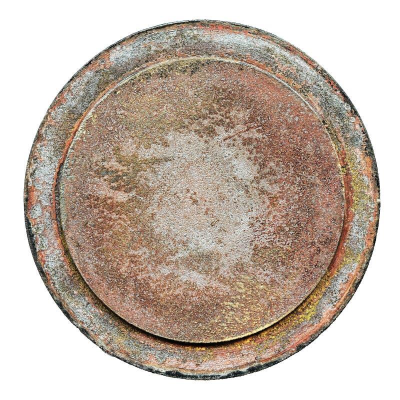 Vieille texture rouillée en métal photographie stock