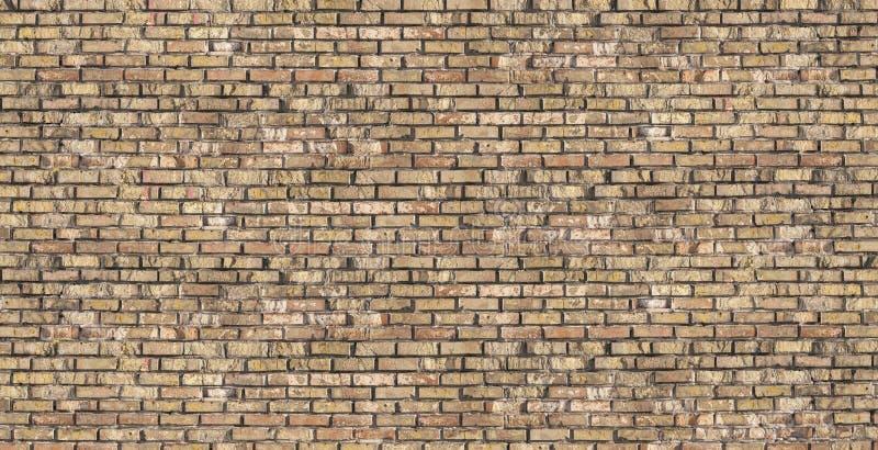 Vieille texture ruin?e de mur de briques Fond grunge image stock