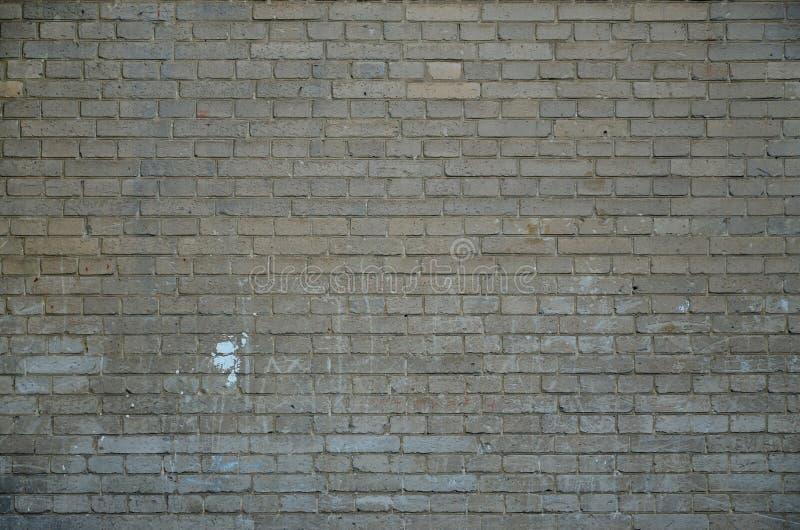 Vieille texture superficielle par les agents et souillée de mur de briques photos stock
