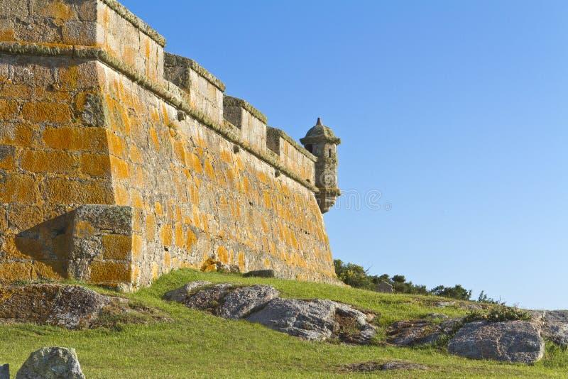 Vieille tour de forteresse photo libre de droits