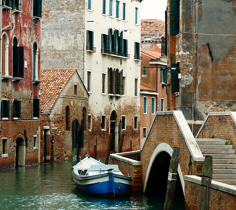 Vieille Venise photo stock