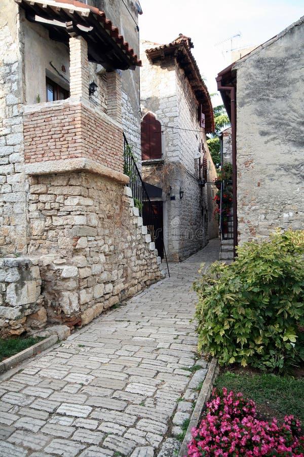 Vieille ville adriatique 18 photographie stock