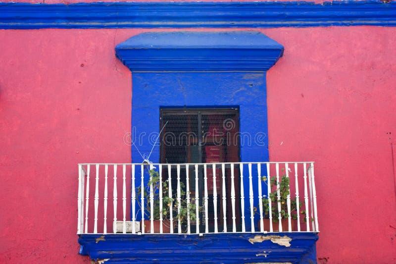 vieille ville d'oaxaca images libres de droits