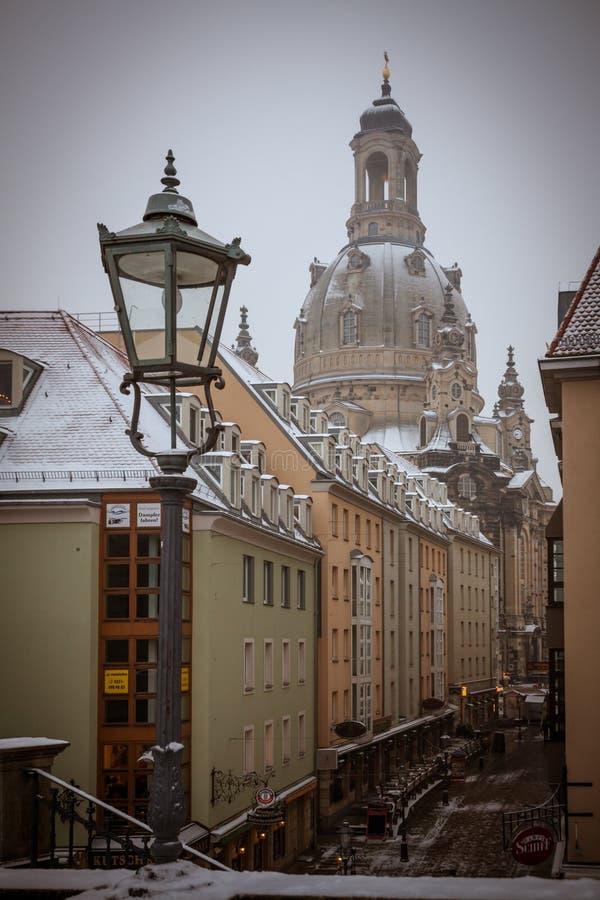 Vieille ville de Dresde photographie stock