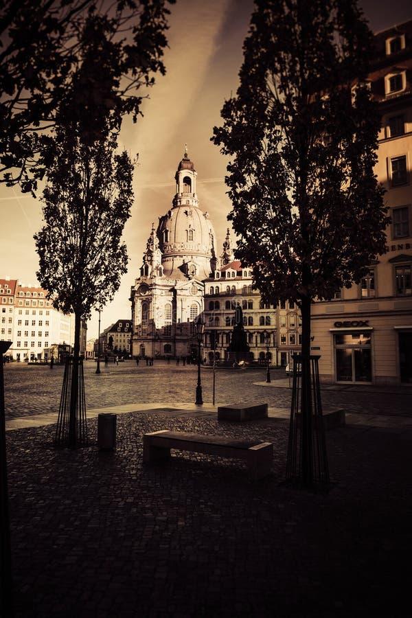Vieille ville de Dresde photos stock