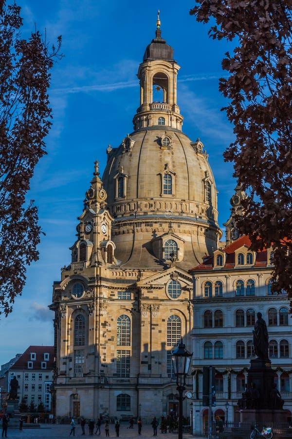 Vieille ville de Dresde images stock