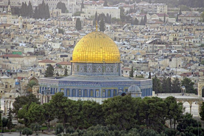 Vieille ville de Jérusalem. photographie stock libre de droits