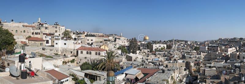 Vieille ville de Jérusalem, Israël, Moyen-Orient photographie stock