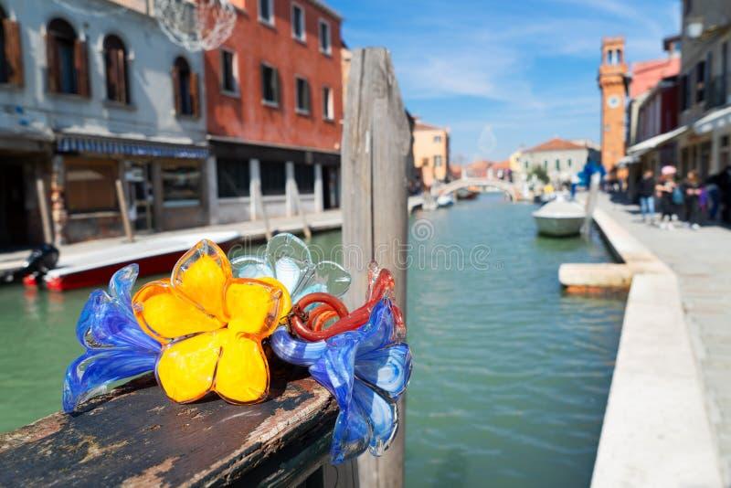 Vieille ville de Murano, Italie photos stock