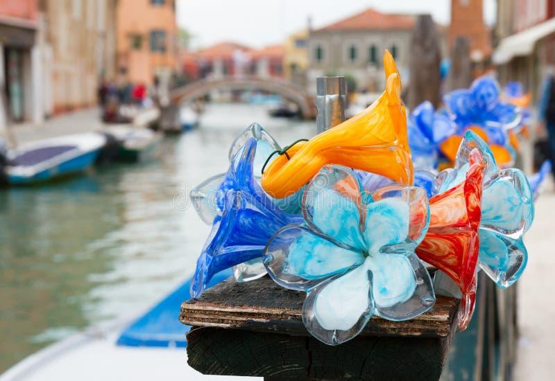 Vieille ville de Murano, Italie images stock
