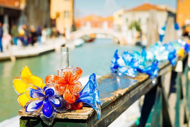 Vieille ville de Murano, Italie photo stock