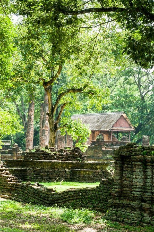 Vieille ville des points de repère d'endroit de culte, parc d'histoire photos libres de droits
