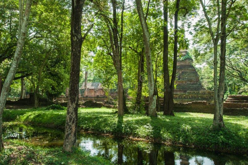 Vieille ville des points de repère d'endroit de culte, parc d'histoire image stock