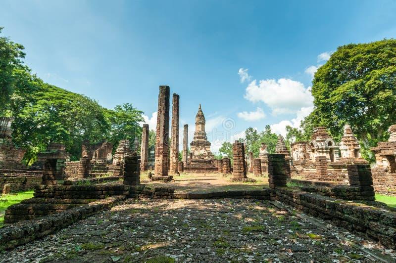 Vieille ville des points de repère d'endroit de culte, parc d'histoire image libre de droits