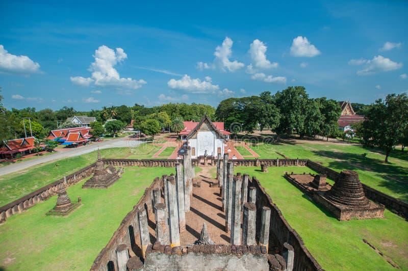 Vieille ville des points de repère d'endroit de culte, parc d'histoire images stock
