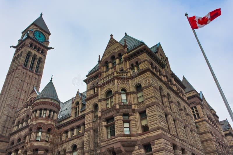 Vieille ville hôtel de Toronto photo stock