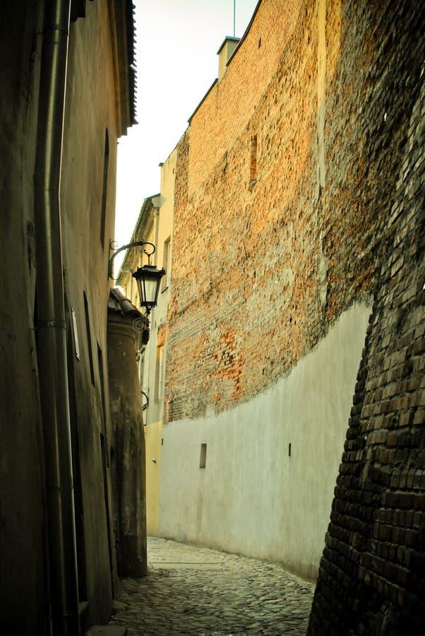 Vieille ville Lublin images libres de droits