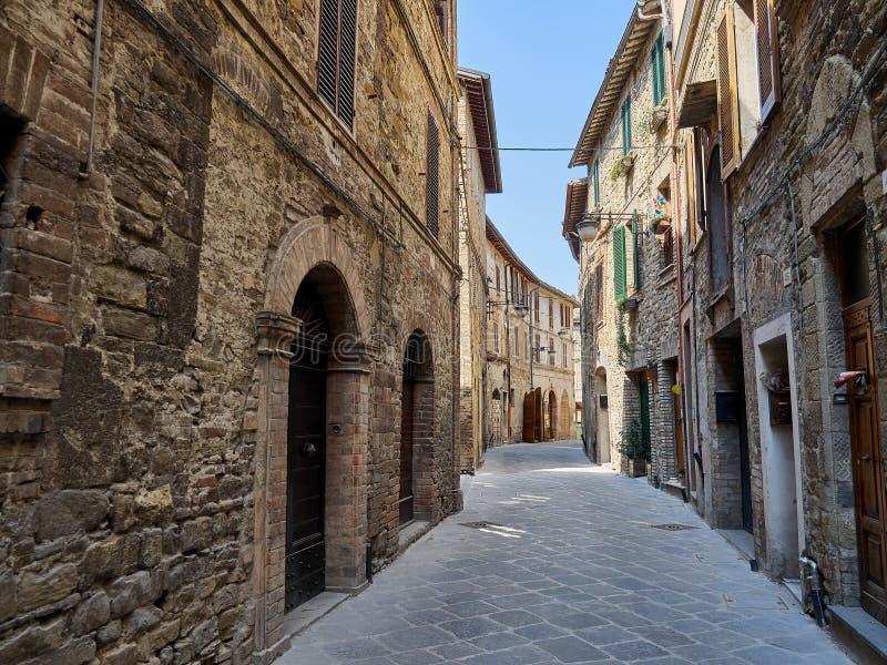 Vieille ville médiévale photos libres de droits