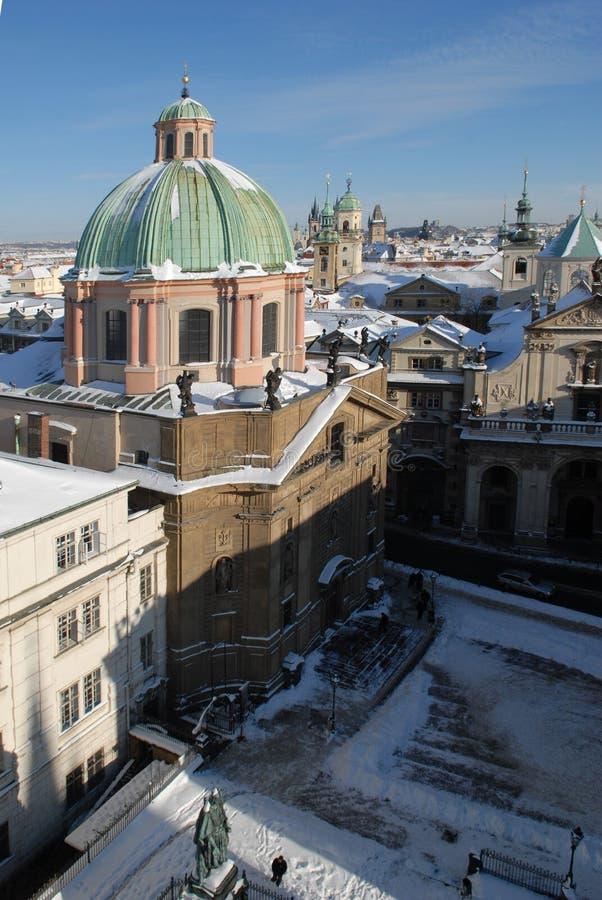 Vieille ville, Prague photos stock
