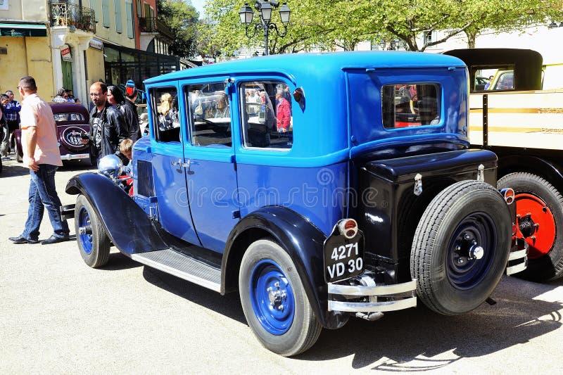 vieille voiture de citroen des ann es 1920 photo ditorial image du luxe france 53849201. Black Bedroom Furniture Sets. Home Design Ideas