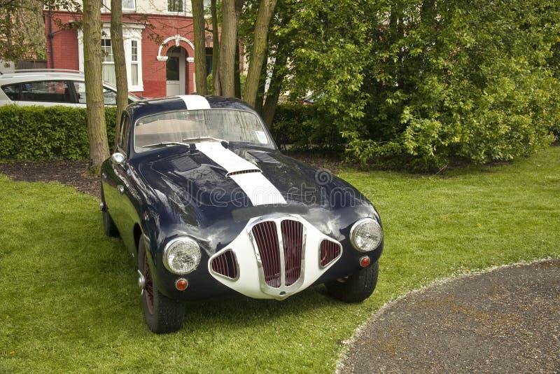 vieille voiture de sport classique de frazer nash photo stock image du nash gainsborough. Black Bedroom Furniture Sets. Home Design Ideas