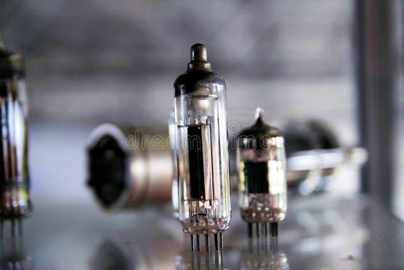 Vieilles diodes image libre de droits