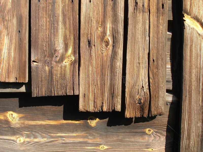 Vieilles planches image libre de droits