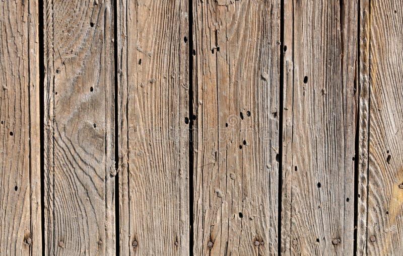 Vieilles planches photo stock